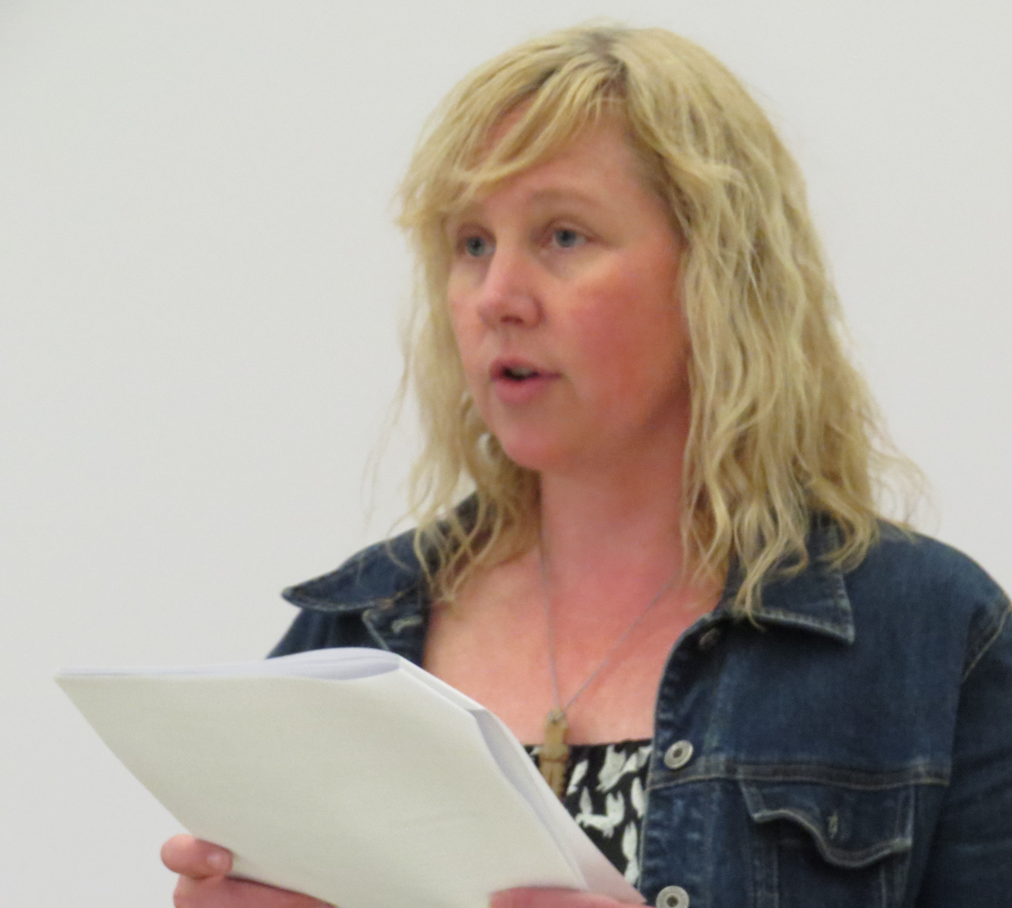 Rosemary Curry, Narrator for 1784