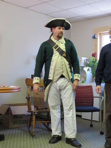 Alistair Hamilton as Captain Timothy Hierlihy