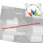 Calling Antigonish Colouring Book Artists!