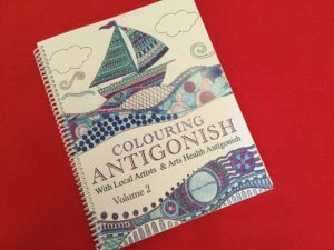 Colouring Antigonish